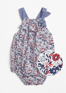 Gap Floral Bubble One-Piece
