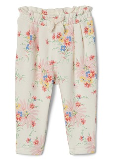 Gap Floral Pull-On Pants