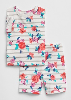 Gap Floral Short PJ Set