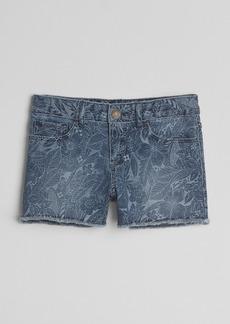 Gap Floral Shorty Shorts
