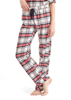 Gap + Pendleton flannel sleep pants