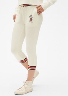 Gap &#124 Disney Graphic Crop Joggers