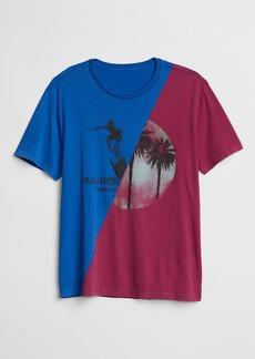 Gap &#124 World Surf League Graphic T-Shirt