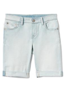 Gap for Good Denim Bermuda Shorts with Fantastiflex