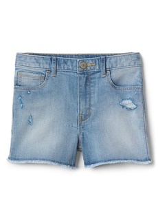 Gap for Good Denim Shorty Shorts