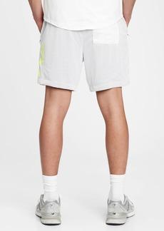 Gap Logo Mesh Shorts