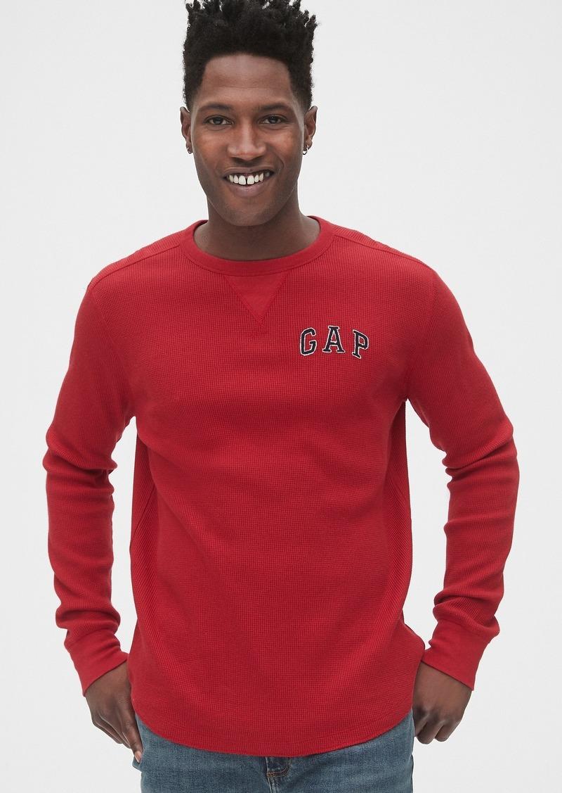 Gap Logo Waffle T-Shirt