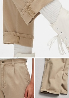 Gap Originals Khaki Straight Leg Pants