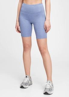 """8"""" GapFit Brushed Tech Jersey Bike Shorts"""