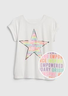 GapFit Kids Graphic T-Shirt