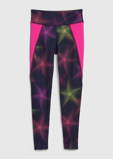 GapFit Kids Panel Leggings