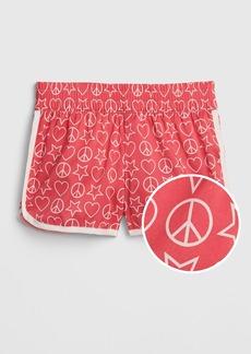 GapFit Kids Pull-On Shorts