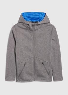 GapFit Kids Quick Dry Hoodie Sweatshirt