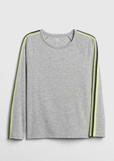 GapFit Kids Stripe T-Shirt