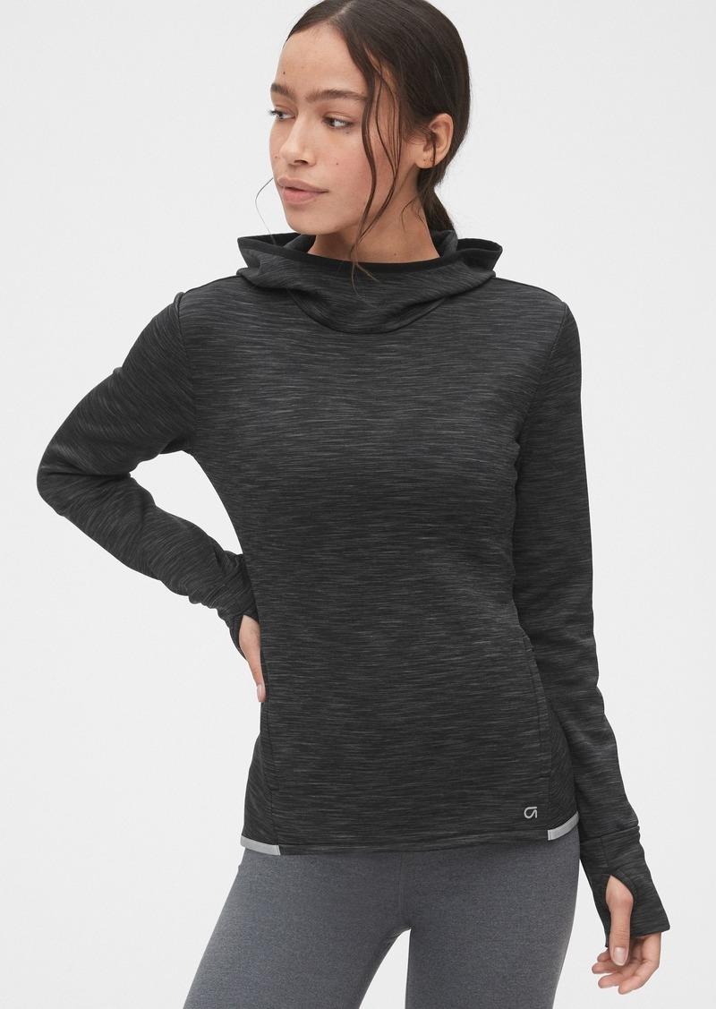 GapFit Orbit Fleece Pullover Hoodie