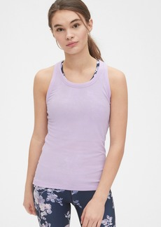 GapFit Ribbed Tank Top