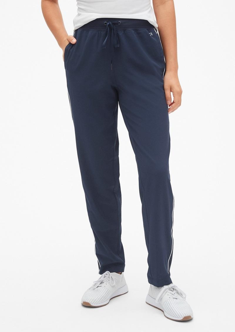 GapFit Side-Stripe Drawstring Pants