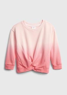 Gap Toddler Ombre Crewneck Sweatshirt
