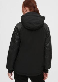 GapFit Upcycled Puffer Jacket