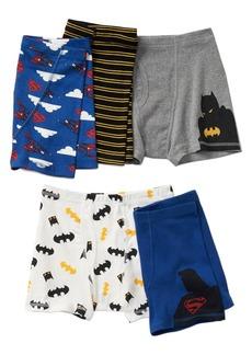 GapKids + Junk Food&#153 superhero trunks (5-pack)