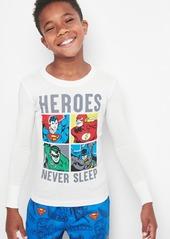 GapKids &#124 DC&#153 Justice League sleep tee