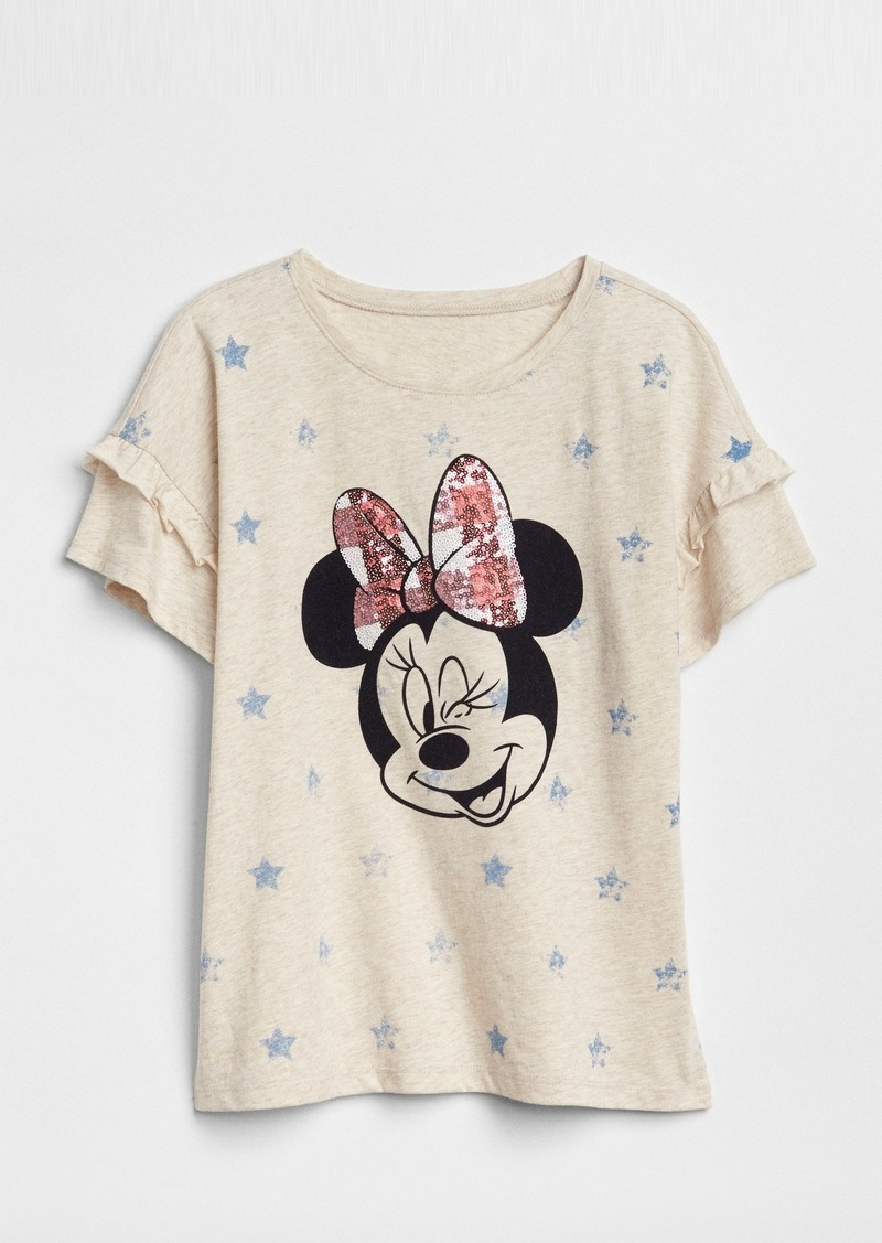 dbece303805 Gap GapKids   124 Disney Mickey Mouse and Minnie Mouse T-Shirt