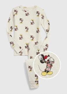 GapKids &#124 Disney Mickey Mouse Holiday PJ Set
