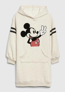 GapKids &#124 Disney Mickey Mouse Hoodie Dress