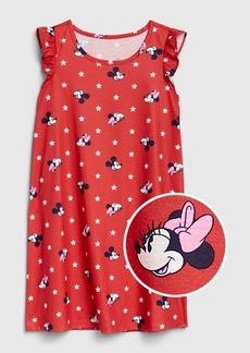 GapKids &#124 Disney Minnie Mouse Flutter PJ Dress