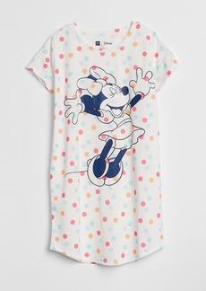 GapKids &#124 Disney Minnie Mouse PJ Dress