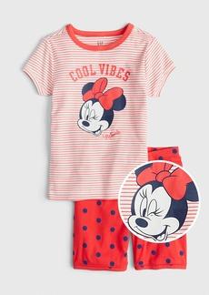 GapKids &#124 Disney Minnie Mouse PJ Set