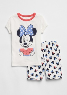 GapKids &#124 Disney Minnie Mouse PJ Set
