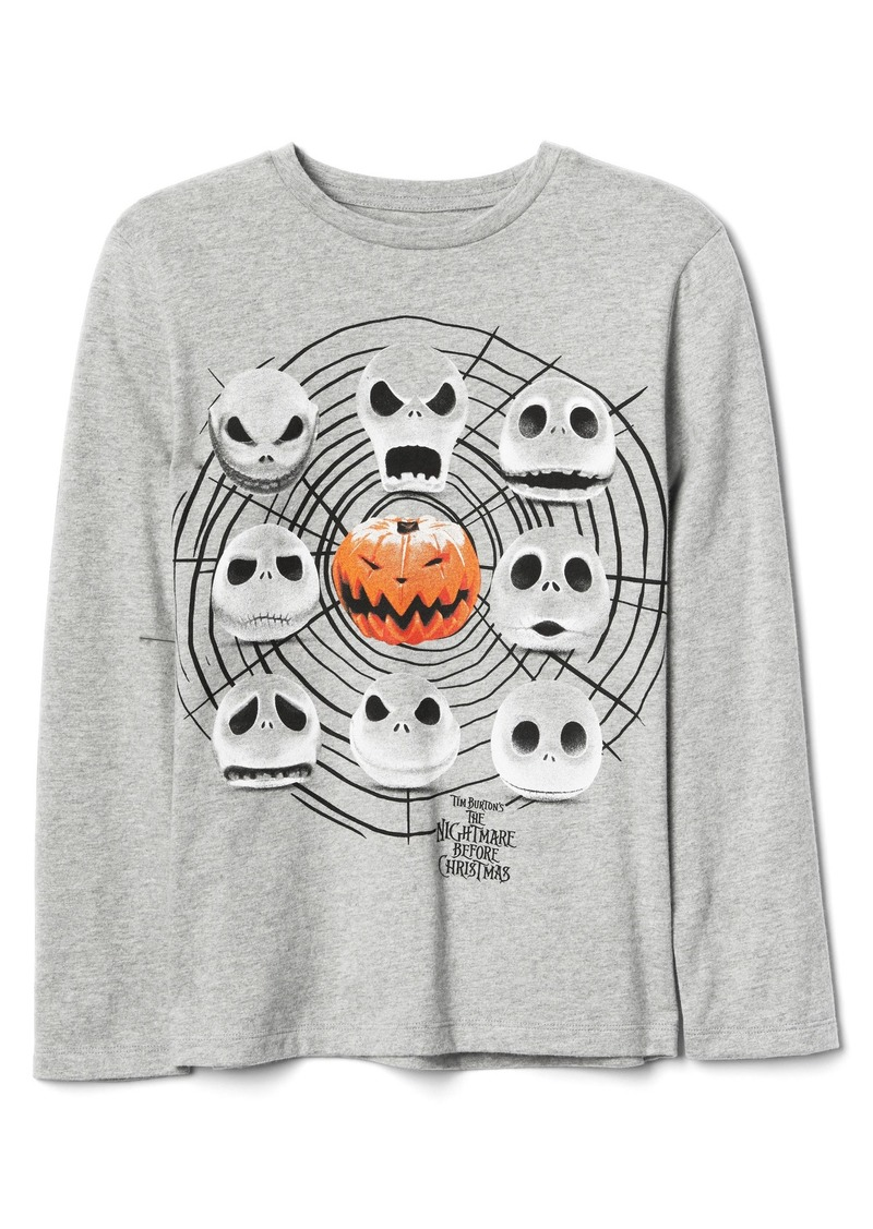 Gap GapKids &#124 Disney The Nightmare Before Christmas tee | Tshirts