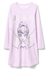 GapKids &#124 Disney Tinkerbell embellished nightgown