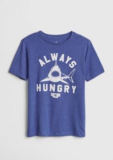 GapKids &#124 Jaws Bigger Boat Short Sleeve T-Shirt