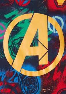 GapKids &#124 Marvel Avengers PJ Set
