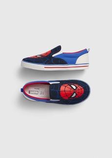 GapKids &#124 Marvel Slip-On Sneakers