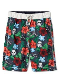 GapKids &#124 Star Wars&#153 Board Shorts