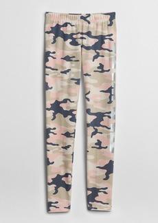 GapKids &#124 Star Wars&#153 Camo Crop Leggings