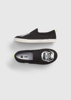 GapKids &#124 Star Wars&#153 Flippy Sequin Slip-On Sneakers