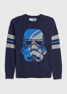 GapKids &#124 Star Wars&#153 Intarsia Sweater
