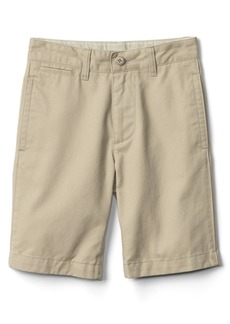 Khaki Shorts with GapShield