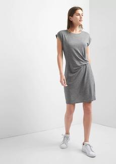 Gap Gathered-waist dress