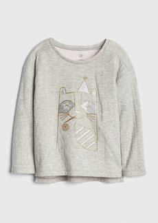 Gap Graphic Double-Knit T-Shirt