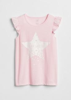 Gap Graphic Flutter T-Shirt