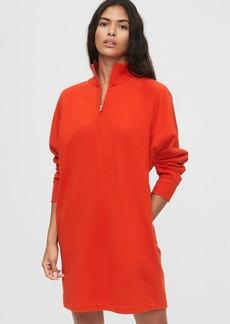 Gap Half-Zip Front Dress