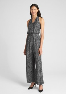 Gap Halter Jumpsuit