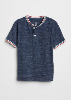 Gap Henley Pocket T-Shirt