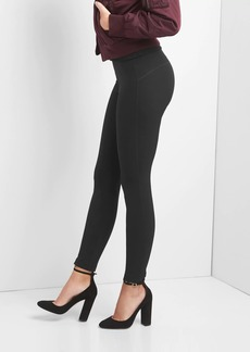 Gap High rise Sculpt seamed leggings