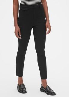 Gap High Rise Skinny Ankle Pants